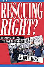 Is Rescuing Right?: Breaking the Law to Save…