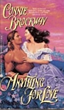 Anything for Love by Connie Brockway