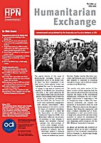 Humanitarian exchange by Humanitarian…
