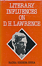 Literary Influences on D. H. Lawrence by…