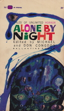 Alone by night by Michael Congdon