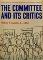 The committee and its critics; a calm review…