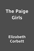 The Paige Girls by Elizabeth Corbett