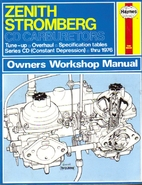 Haynes Owners Workshop Manual: Zenith…
