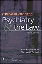 Psychiatry and the law by Patricia Casey