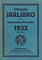 Oficiala jarlibro de la Esperanto-movado,…
