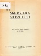 Tri majstro-noveloj by Heinrich von Kleist