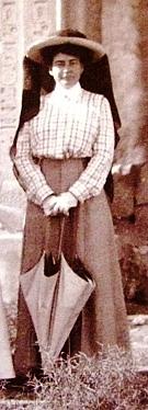 Author photo. Louisa F. Pesel (1870-1947)