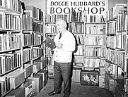 """Author photo. Clifford Lionel Barry """"Doggie"""" Hubbard"""