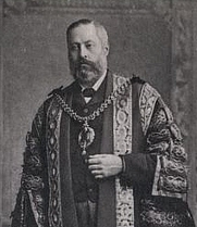 Author photo. <i>John Patrick Third Marquess of Bute, K.T. (1847-1900): A Memoir</i> by The Rt. Rev. Sir David Hunter Blair, BT, O.S.B.