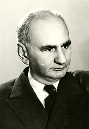 Author photo. Geo Bogza. Photo owned by The National History Museum of Romania.