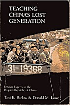 Teaching China's Lost Generation: Foreign…