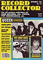 Record Collector No. 171 November 1993 by…