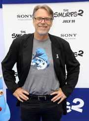 Author photo. Raja Gosnell at the Los Angeles Premiere of The Smurfs 2 / photo credit Brian To / WENN