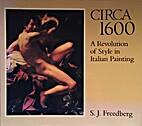 Circa 1600: A Revolution of Style in Italian…