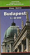 Budapest 1:30 000, Belváros térkép 1:15…