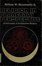 Religion in planetary perspective: A…