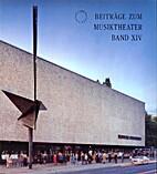 Deutsche Oper Berlin 1994/95 - Beiträge sum…