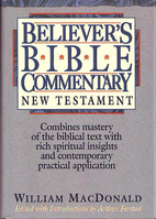Believers Bible Commentary: Old Testament by…