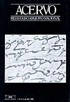 Acervo : Revista do Arquivo Nacional, v.03,…