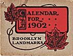Brooklyn landmarks : a calendar for the year…