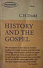 History and the Gospel by C. H. Dodd