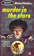 Murder in the Stars by Michael Halliday