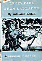 Lukey Paul From Labrador by Adelaide Leitch