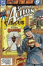 Action Comics # 663 by Roger Stern