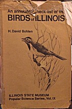 Annotated Checklist of the Birds of Illinois…