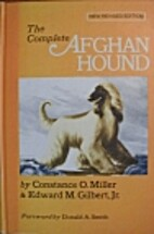 The Complete Afghan Hound by Constance O.…