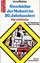 Geschichte der Malerei im 20. Jahrhundert.…