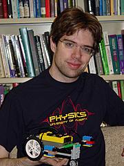 Author photo. Brian Dupuis