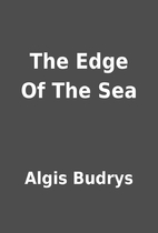 The Edge Of The Sea by Algis Budrys