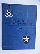 Twenty-third U.S. Infantry Regiment, 1956.…