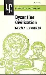 Byzantine civilization – tekijä: Steven…