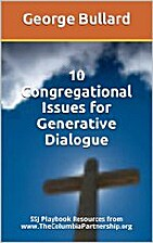 10 Congregational Issues for Generative…