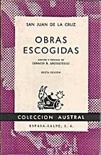 Obras escogidas by San Juan de la Cruz