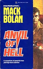 Anvil of Hell by Don Pendleton