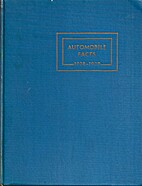 Automobile Facts 1938-1939