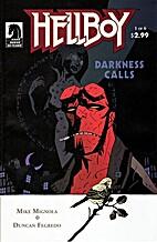 Hellboy: Darkness Calls #1 by Mike Mignola