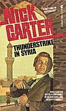 Thunderstrike in Syria by Nick Carter