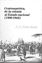 Centroamerica, de la colonia al Estado…