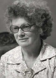 Author photo. Janet Frame - Modernista