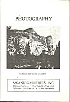 Swann Galleries Auction Sale Catalog (Number…