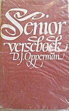 Senior verseboek by D.J. Opperman…