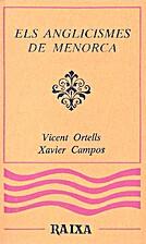 Els anglicismes de Menorca : estudi…