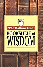 The Bottom Line Bookshelf of Wisdom