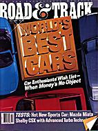 Road & Track 1989-07 (July 1989) Vol. 40 No.…