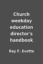 Church weekday education director's…